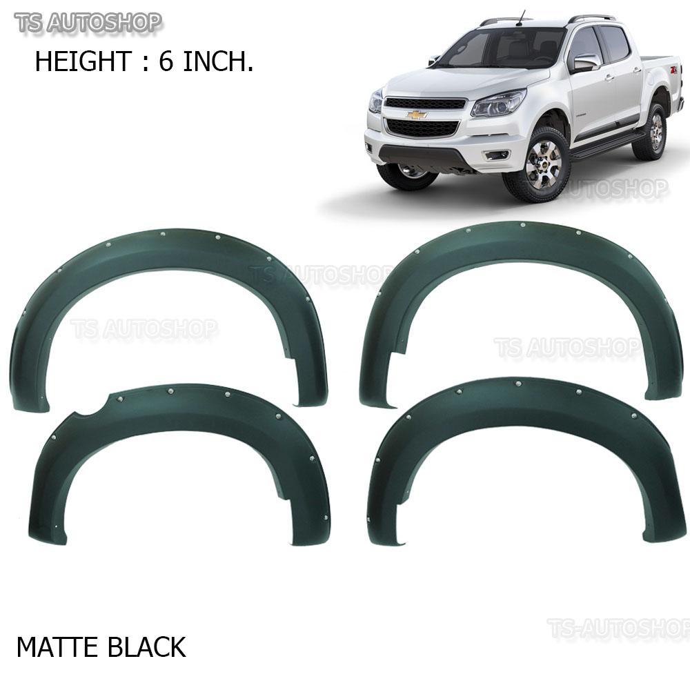 bd company a_034 Chevrolet-Colorado-Holden-2012-2014-2015-2016-Matte-