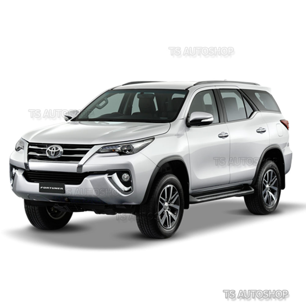 Net Front Grille Black Sport Style Grill Fits Toyota Fortuner Suv
