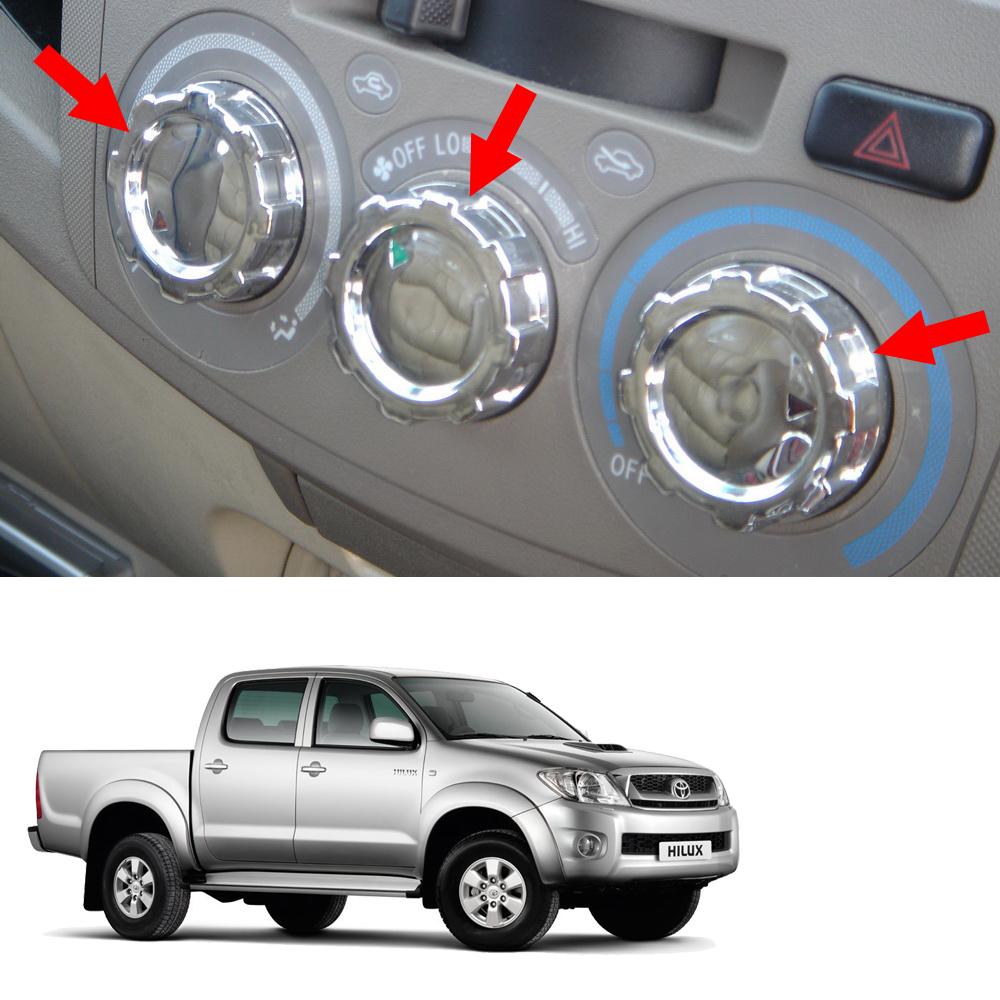 Chrome 4 Dr Line Window Sill Cover For Toyota Hilux Vigo Champ Sr5 Mk6 2011 2015