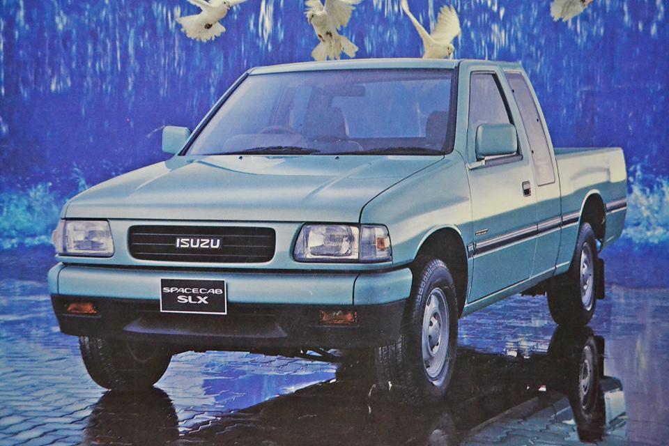 Pair Wing Side Mirror Black For Isuzu Holden Tfr Pickup