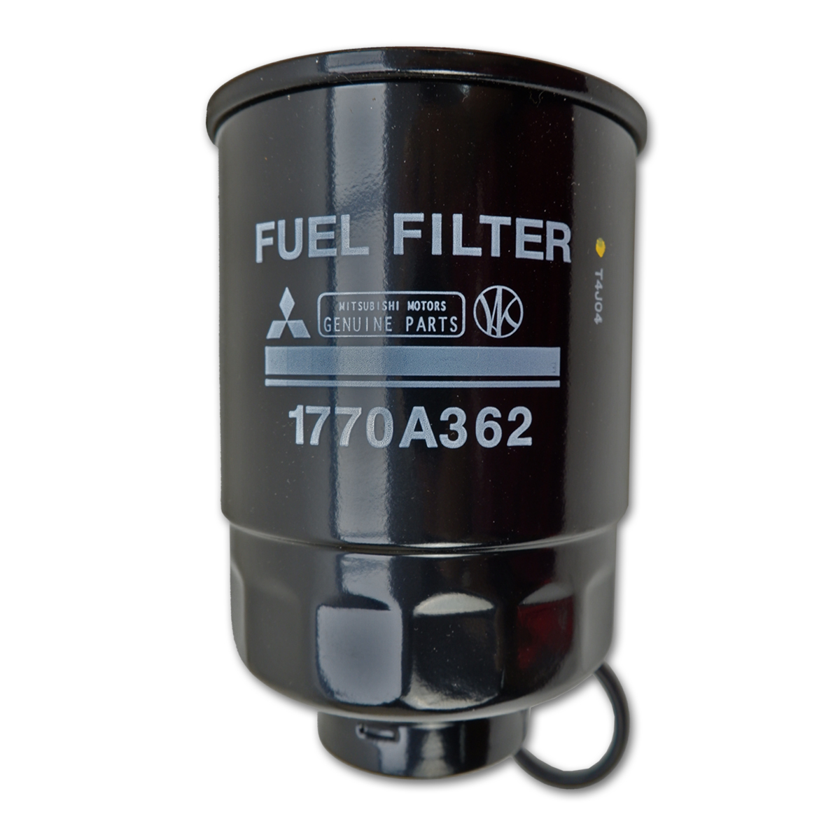 fuel filter black genuine for mitsubishi l200 strada 2.8 diesel 1996 - 2005  | ebay  ebay