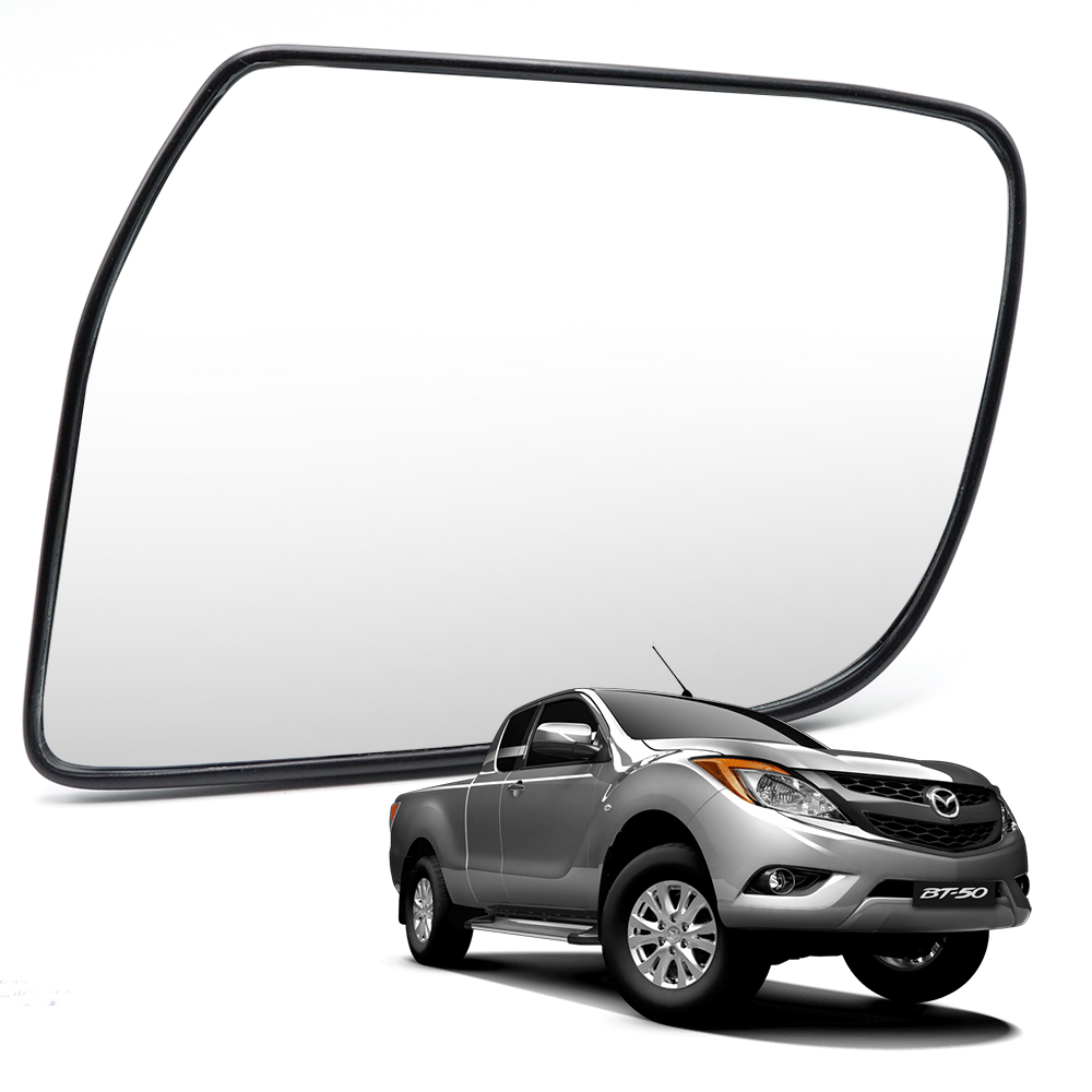 RIGHT SIDE fits  NEW MIRROR GLASS FORD RANGER TRUCK 2011