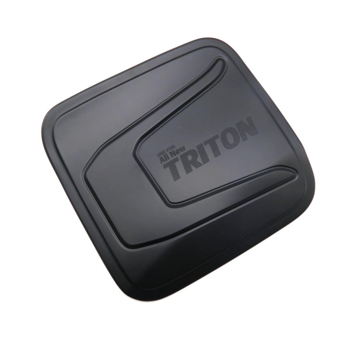 CARBON FUEL TANK OIL CAP COVER FOR MITSUBISHI L200 TRITON PICKUP 4 DOORS 2005-13