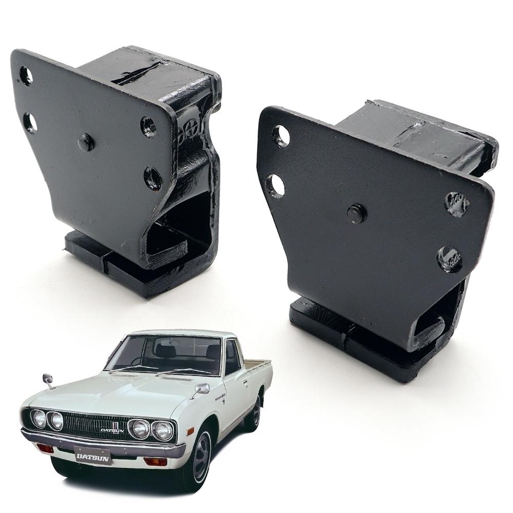 3pcSet Mounts fit Datsun Nissan 620 2.0L 1975 1976 1977 1978 1979 2WD A//T M//T