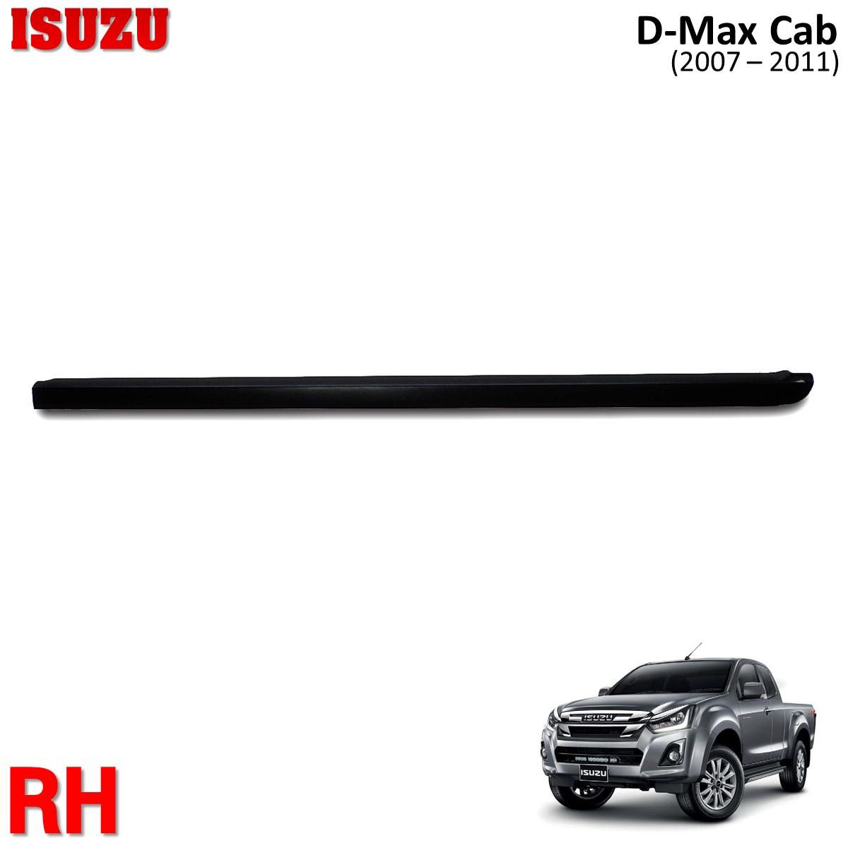 Front Right Outer Handle Door Matte Black For Isuzu D-max Holden 2003 2011